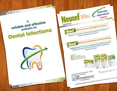 Dental Infection brochure