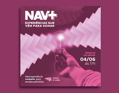NAV+ | Online Campaign