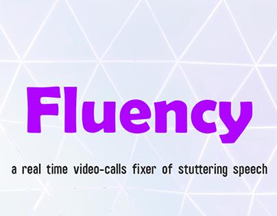 Fluency, a real time calls fixer of stuttering speech
