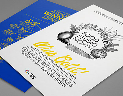 Food Studio North Gold Celebration