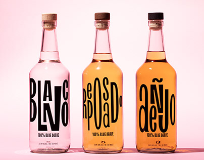 Sorbo Tequila- Designed on Adobe Live