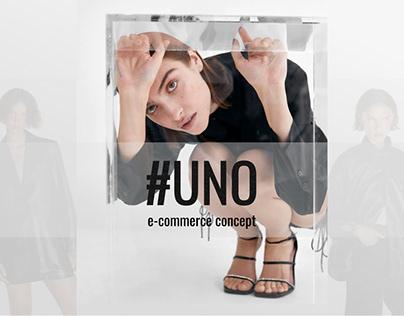 #UNO e-commerce concept