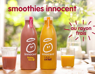 French Smoothie TVC