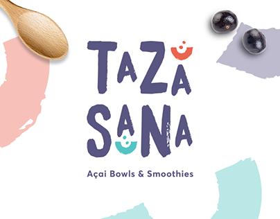 Taza Sana - Brand Image