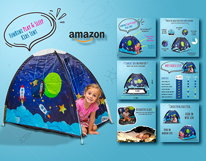 Amazon Product Infographic Images Design and Editing