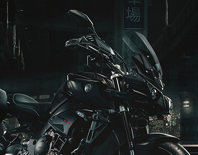 Yamaha MT Family Visuals