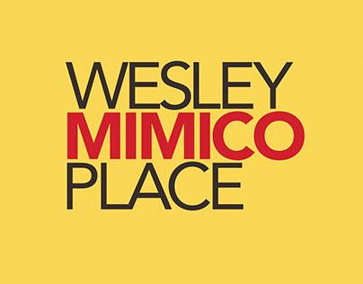 Wesley Mimico Branding
