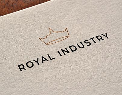 Royal Industry | Brand, Website