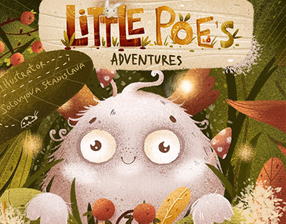 A Book About the Adventures Of a Little Spirit