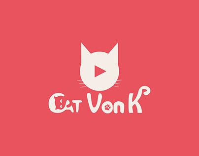 Cat Von K - Logo