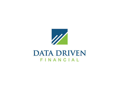 Data Driven Financial Logo