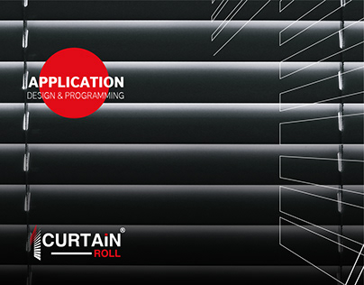Curtain Roll Branding & APP