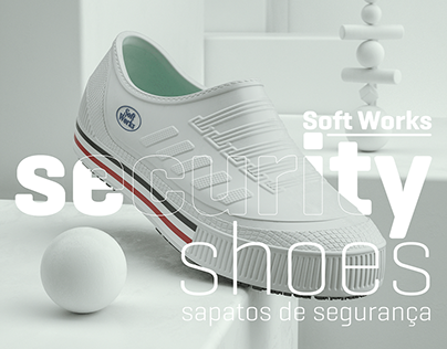 Soft Works 3D Shoes