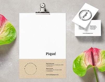 Piqué Decoration- A coruña