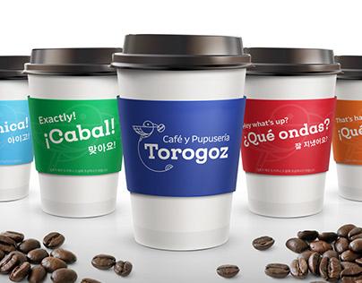 Torogoz: Café y Pupusería