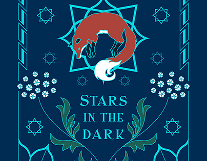 Stars in the Dark - Cover Design