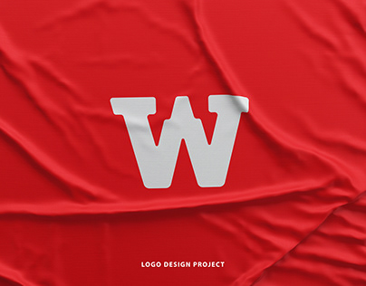 Logo design project - W