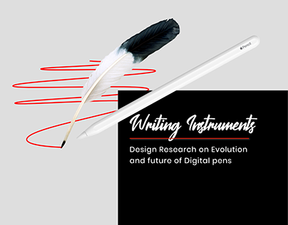 Writing Instruments: Evolution and future