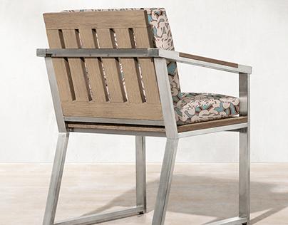 Living Marimekko Pattern Design & Exclusive Chair