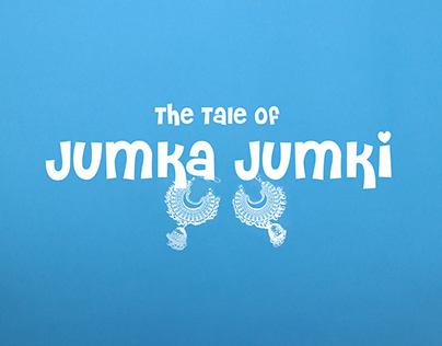 Jhumka - Jhumki | Stop Motion Video Animation