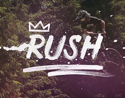 RUSH - Brush Graphics Pack
