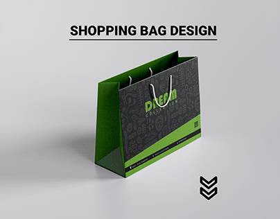 SHOPING BAG DESIGN | PACKAGEING DESIGN| BAG DESIGN