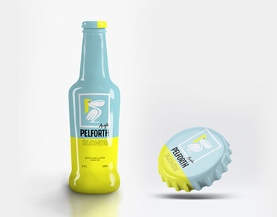Projet packaging. Pelforth x Angèle