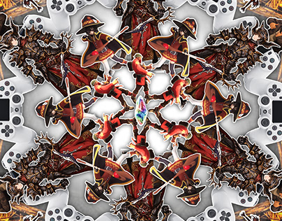 Kaleidoscopic Me