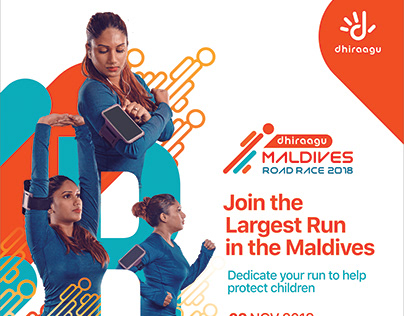 Dhiraagu Maldives Road Race 2018