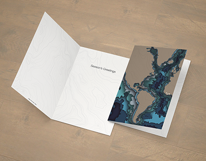 Danish Maritime Authority Christmas Card