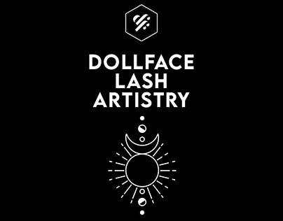 Dollface Lash Artistry Social Media