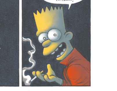 Bartkira volume 5 pages 91 to 95