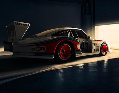 Porsche 935 / 78 Moby Dick