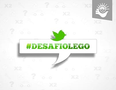 #DesafioLego