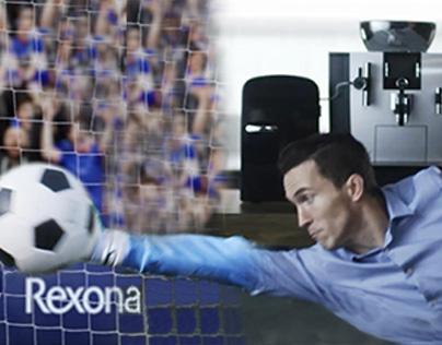 Unilever: Rexona Men - Regional Digital Campaign
