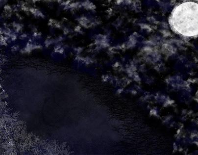 Moon Perspektive