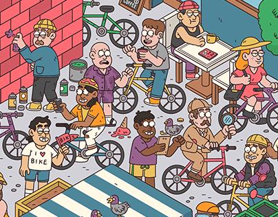 February Bike Festival – Bike Waikato