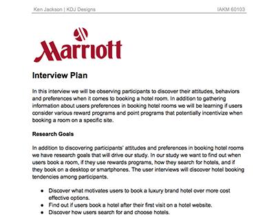 marriot case study