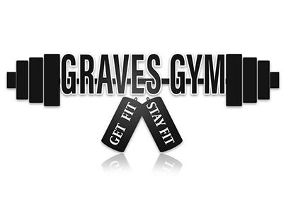 Logo Design - Graves Gym