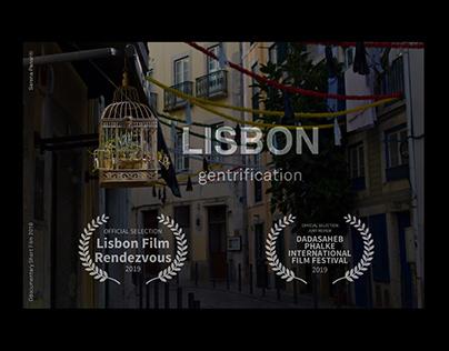 G for gentrification, G for Lisbon - docufilm
