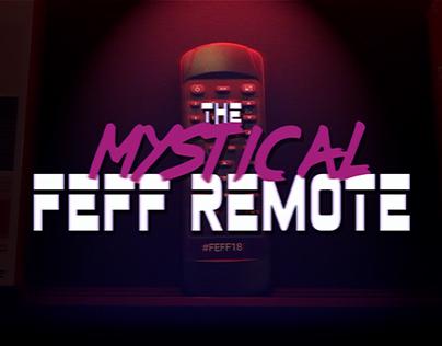 FEFF18 - THE MYSTICAL FEFF REMOTE