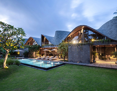 DS Bali Villa Photography - The Alpha House