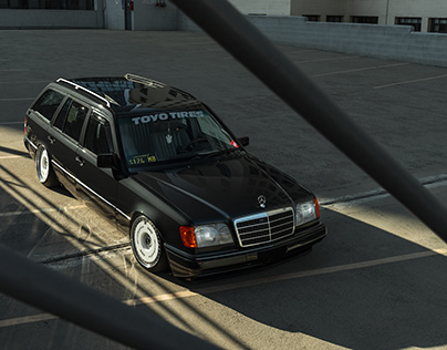 Mercedes-Benz E320 Wagon