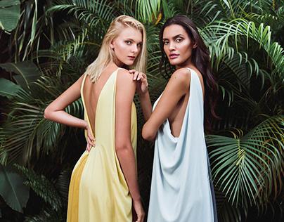 Advertising Camapaign | LIVI Resort Wear