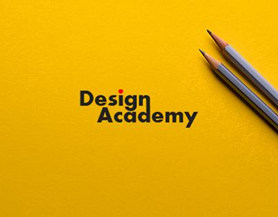 Сoncept of landing web design courses