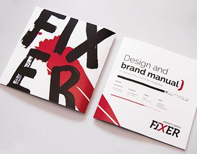 Fixer - Brand Identity