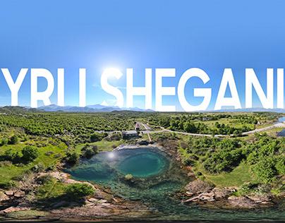 Eye of Shegan - Syri i Sheganit - Footage Drone