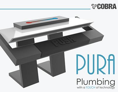 Pura - Tap Design