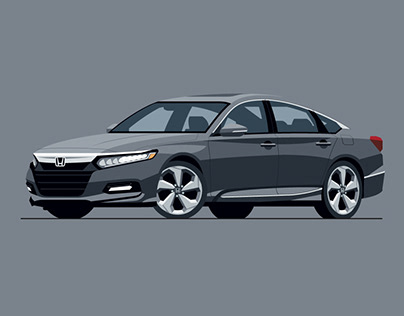 10 Generations of the Honda Accord