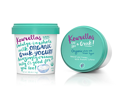 Kourellas Dairy - 1st Organic Dairy in Greece